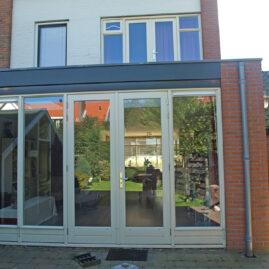 Aanbouw, Haarlem