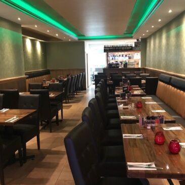 Complete renovatie Italiaans Restaurant